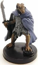 D&D Miniature  -  BAAZ DRACONIAN  (Dragoneye #28 with Card and UNUSED!)