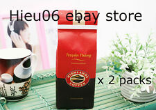 Highlands Coffee Vietnamese 400g Ground Coffee Beans - High Quality - Fragrant