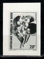 Never Hinged 1995 Flowers Stamps Benin 697-702 Unmounted Mint
