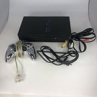 Sony PS2 Console PlayStation 2 Video Game System Package Complete Tested