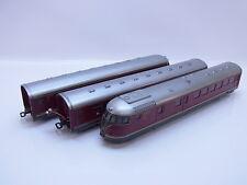 LOT 45165 | Schöner Trix Express H0 2291/2292 Triebwagen VT08 3-tlg. fahrbereit