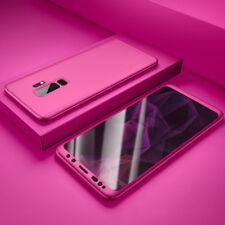 360 Rundum Hardcase Slimcover Schutztasche Handyhülle Für Samsung Galaxy S9 Plus