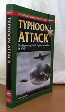TYPHOON ATTACK: The Legendary British Fighter in Combat in WW II (softcover)