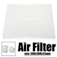 IY Air Filter HEPA ust Filter For Air Conditioner Cold Fan Air Cleaner Fans