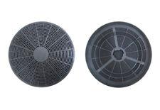 Aktivkohlefilter Kohlefilter Umluft Gurari KFBC2000 für BR 600/900 Black/White