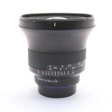 Carl Zeiss Milvus 15mm F/2.8 ZF.2 (for Nikon F mount) -Near Mint- #96