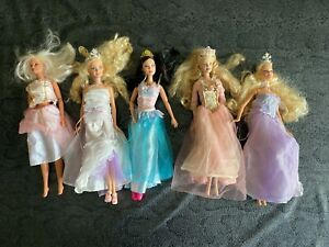 Barbie - Lot 22 Barbie et 2 Ken (1975-1999)