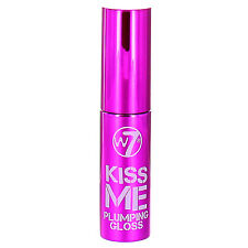 W7 Cosmetics - Kiss Me Lip Gloss Pout Luscious Party High Shine - Plumping Gloss