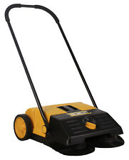 Texas 550 MS. PUSH Manuale Sweeper