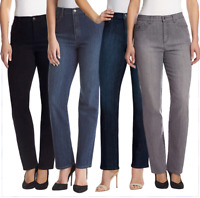NEW Gloria Vanderbilt Women's Amanda Jeans VARIETY OF COLORS, SIZES & LENGTHS