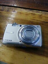 Fujifilm FinePix F Series F200EXR 12.0MP Digital Camera - Silver