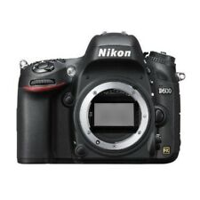 USED Nikon D600 24.3 MP FX-Format Digital SLR Body Excellent FREE SHIPPING
