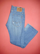 Replay DOC  W36 L33  Mens Blue Denim Jeans  B649