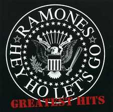 RAMONES - GREATEST HITS - NEW CD!!