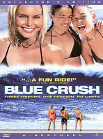 Blue Crush DVD, Kate Bosworth, Widescreen Collector Edition, New, Free Shipping!