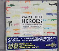 CD 15T WAR CHILD HEROES BECK/LILY ALLEN/DUFFY/PEACHES/FRANZ FERDINAND/ELBOW NEUF