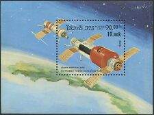 LAOS Bloc N°87** Bf 1° homme dans l'espace, 1986, first Man in space #706 MNH