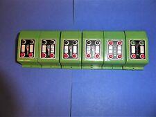 FLEISCHMANN 6920 6922 6927 ohne Box: 6x Stellpult-Taster aus Rückbau (8)