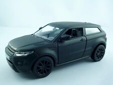 Range Rover Evoque   2011   matt schwarz     /   RMZ 1:34