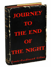 Journey to the End of Night ~ LOUIS FERDINAND CELINE ~ First US Edition 1934 1st