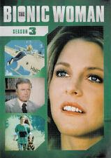 The Bionic Woman - Season 3 (Keepcase) (Canadi New DVD