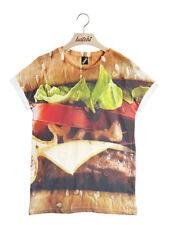 Unisex Lustige Herren-T-Shirts mit Rundhals-Ausschnitt