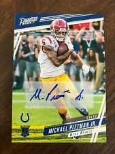 2020 Panini Prestige Michael Pittman Jr. Rookie Xtra Points Auto Colts RC