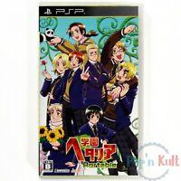 Jeu Gakuen Hetalia Portable [JAP] PlayStation Portable / PSP NEUF sous Blister