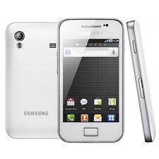 Latest Samsung Galaxy Ace WHITE S5830i Andriod 3G Sim Free Unlocked Mobile Phone