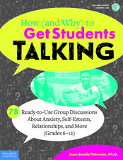 How and Why to Get Students Talking: 78 Ready-to-use Group Discussions