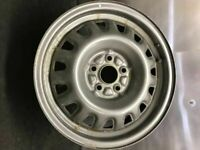 WHEEL 15X5-1/2 6 CYL STEEL FITS 88-91 CAMRY 353290
