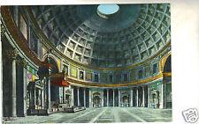 Italie - cpsm - ROME - Interieur du Panthéon