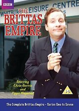 The Brittas Empire Complete Series 1-7 [BBC] (DVD)~~~~Chris Barrie~~~~NEW SEALED