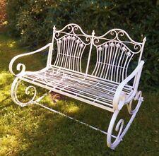 gartenb nke aus metall g nstig kaufen ebay. Black Bedroom Furniture Sets. Home Design Ideas