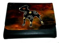 Staffie Purse Striking design Staffordshire Bull Terrier Wallet Thankyou Gift