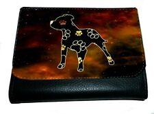 Staffie Purse Striking design Staffordshire Bull Terrier Wallet Thankyou Gift