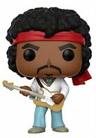 FUNKO POP 14352 Rocks Jimi Hendrix Woodstock Figure