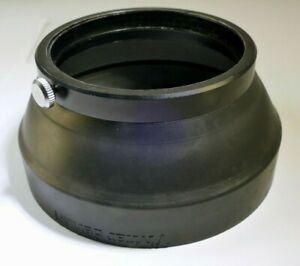 Vivitar Lens Rubber Hood shade for 70-210mm f3.8 Series 1 67mm rim