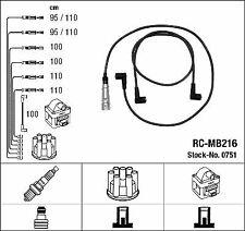 NEU - NGK 0751 Zündleitungssatz für MERCEDES-BENZ