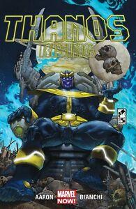 Thanos Rising TP - Hardback - Marvel Comics Graphic Novel - Jason Aaron - NEW