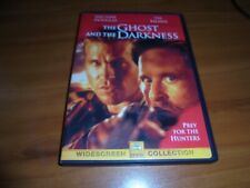 The Ghost and the Darkness (DVD Widescreen 1998)