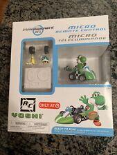 Mario Kart Wii Mariokart Micro Remote Control Car Yoshi Brand New Sealed Mint