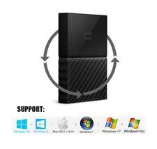 External Hard Drive Disk USB 3.0 1TB 2TB 1T 2T Portable Encryption HDD HD Storag