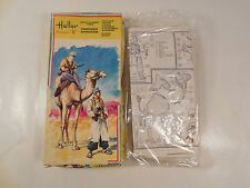 UN-BUILT VINTAGE HELLER FRENCH SAHARA COMPANY 1:35 SCALE MODEL FIGURES MIB