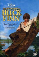 The Adventures of Huck Finn [New DVD]