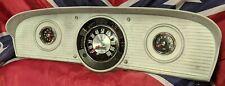 1961 1962 1963 1964 1965 1966 Ford F100 F250 Custom Cab Speedometer Gauge Clock