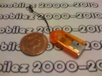 ORANGE Micro SD/SDHC Memory Card Reader/Writer TF/Transflash USB Adapter NEW UK