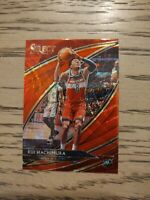 2019-20 PANINI SELECT T-MALL RUI HACHIMURA RED WAVE CHINA PRIZM COURTSIDE RC SSP