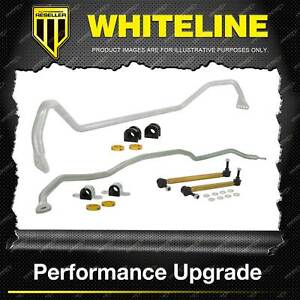 Whiteline F+R Sway Bar Vehicle Kit for Chevrolet SS EK69 FE3 Suspension 2013-ON