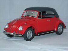 Franklin Mint 1:24 1967 Volkswagen Beetle Cabriolet